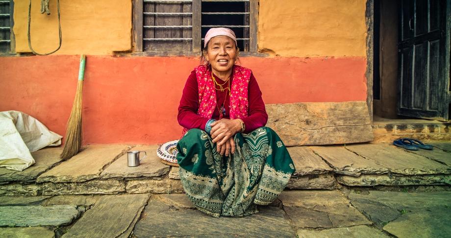 Meet your Nepali mum!